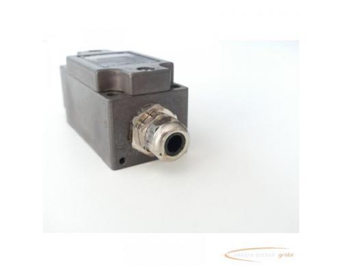 Euchner NG1SM-510 Positionsschalter D4 AC-15 6A 230V DC-13 6A 24V - Bild 3