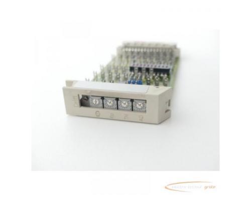 Siemens 462007.9400.03 Steuermodul Version A - Bild 5