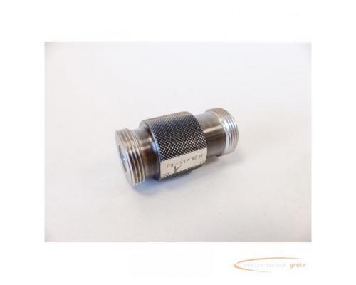 AGGRA-KORDT Gewindelehrdorn M 28 x 1.5 - 6g nicht kalibriert - Bild 2