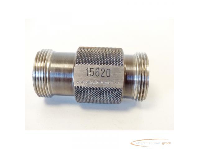AGGRA-KORDT Gewindelehrdorn M 28 x 1.5 - 6g nicht kalibriert - 5