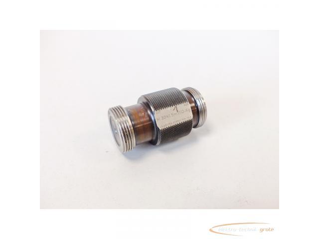 AGGRA-KORDT Gewindelehrdorn M 30 x 1.5m ISO - 6g nicht kalibriert - 1