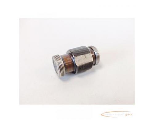 AGGRA-KORDT Gewindelehrdorn M 30 x 1.5m ISO - 6g nicht kalibriert - Bild 1