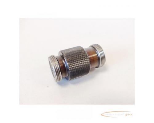 AGGRA-KORDT Gewindelehrdorn M 30 x 1.5m ISO - 6g nicht kalibriert - Bild 2