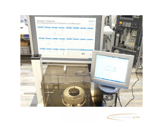 Hommel Formline Form - Messsysteme f. Produktion + Messraum Typ Hommel Tester F 2000 - 1