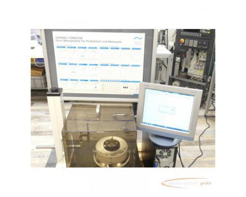Hommel Formline Form - Messsysteme f. Produktion + Messraum Typ Hommel Tester F 2000 - Bild 1