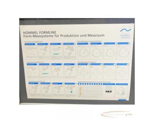 Hommel Formline Form - Messsysteme f. Produktion + Messraum Typ Hommel Tester F 2000 - Bild 2
