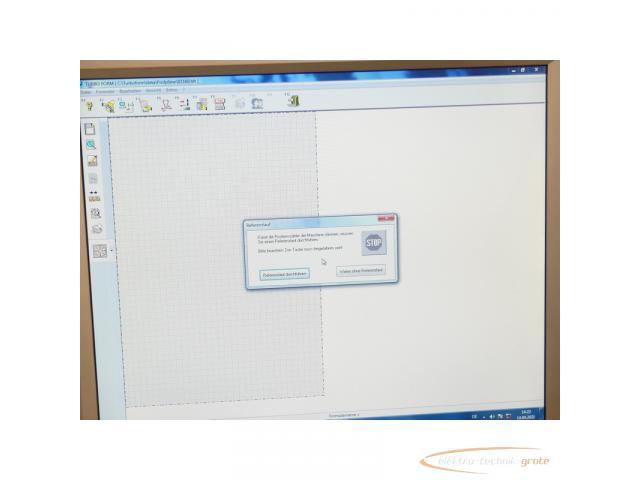 Hommel Formline Form - Messsysteme f. Produktion + Messraum Typ Hommel Tester F 2000 - 3