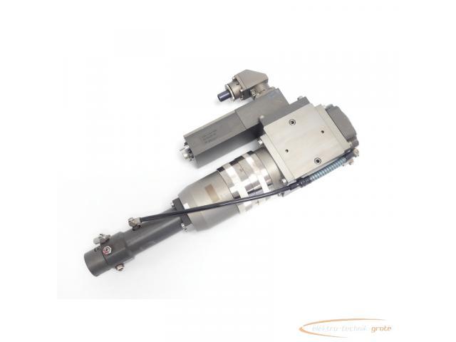 TRUMPF 200 MQ VIS Fokussieroptik + Haas - Laser NBB 22-30-20-00 SN:9061842 - 1