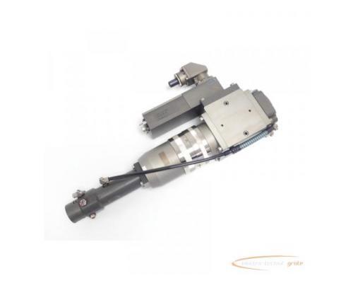 TRUMPF 200 MQ VIS Fokussieroptik + Haas - Laser NBB 22-30-20-00 SN:9061842 - Bild 1
