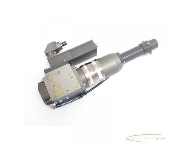 TRUMPF 200 MQ VIS Fokussieroptik + Haas - Laser NBB 22-30-20-00 SN:9061842 - 2