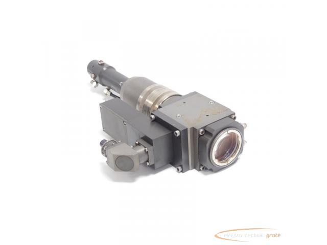 TRUMPF 200 MQ VIS Fokussieroptik + Haas - Laser NBB 22-30-20-00 SN:9061842 - 3