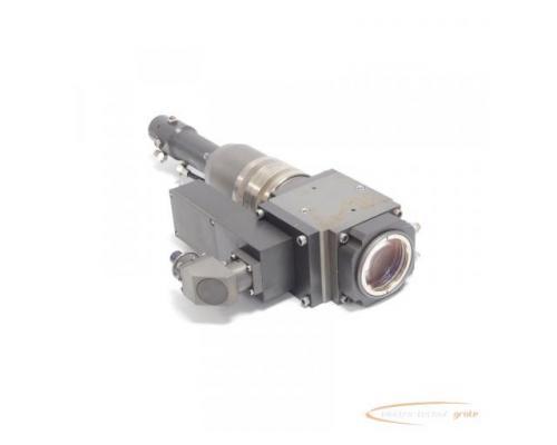 TRUMPF 200 MQ VIS Fokussieroptik + Haas - Laser NBB 22-30-20-00 SN:9061842 - Bild 3