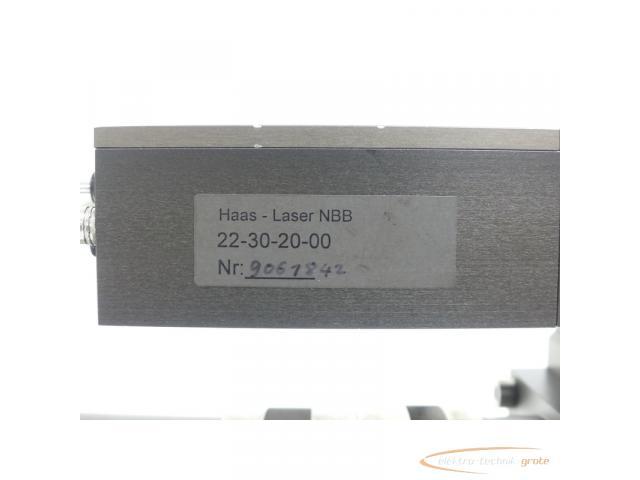 TRUMPF 200 MQ VIS Fokussieroptik + Haas - Laser NBB 22-30-20-00 SN:9061842 - 6