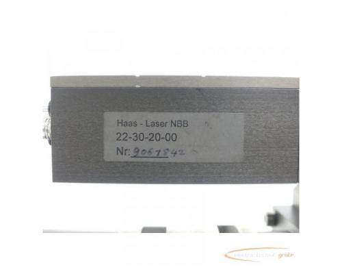 TRUMPF 200 MQ VIS Fokussieroptik + Haas - Laser NBB 22-30-20-00 SN:9061842 - Bild 6