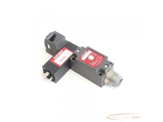 Euchner NZ1VZ-528 E3 / VSM04 L060 + VSE 04 9W 24V mit Anschlussbuchse - 1