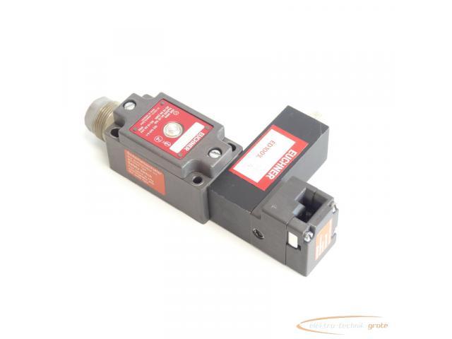 Euchner NZ1VZ-528 E3 / VSM04 L060 + VSE 04 9W 24V mit Anschlussbuchse - 2