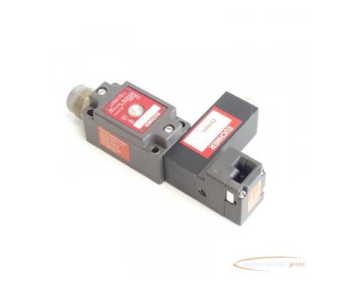 Euchner NZ1VZ-528 E3 / VSM04 L060 + VSE 04 9W 24V mit Anschlussbuchse - Bild 2