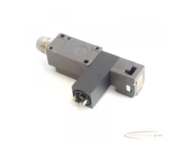 Euchner NZ1VZ-528 E3 / VSM04 L060 + VSE 04 9W 24V mit Anschlussbuchse - 3