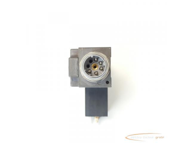 Euchner NZ1VZ-528 E3 / VSM04 L060 + VSE 04 9W 24V mit Anschlussbuchse - 4