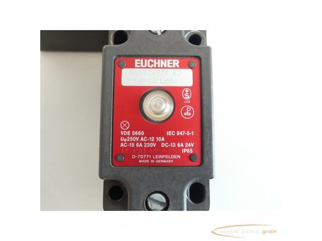 Euchner NZ1VZ-528 E3 / VSM04 L060 + VSE 04 9W 24V mit Anschlussbuchse - 5