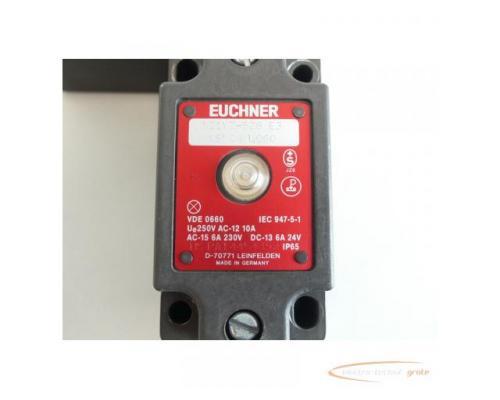 Euchner NZ1VZ-528 E3 / VSM04 L060 + VSE 04 9W 24V mit Anschlussbuchse - Bild 5