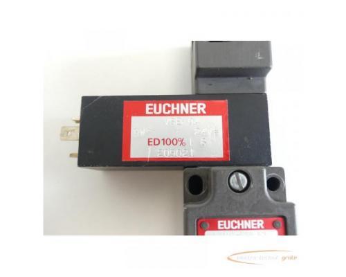Euchner NZ1VZ-528 E3 / VSM04 L060 + VSE 04 9W 24V mit Anschlussbuchse - Bild 6