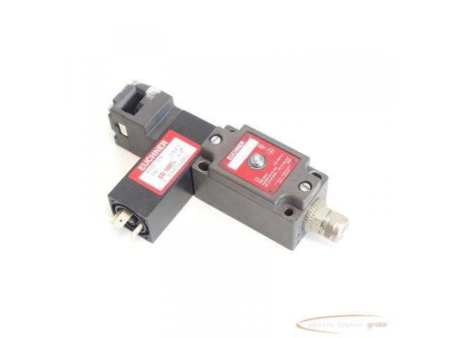 Euchner NZ1VZ-528 E3 / VSM04 L060 + VSE 04 9W 24V - 1