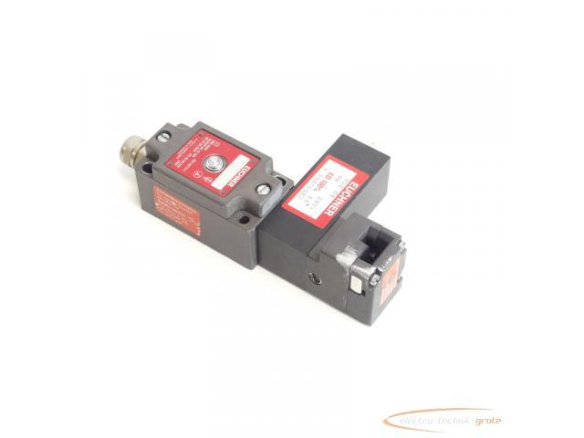 Euchner NZ1VZ-528 E3 / VSM04 L060 + VSE 04 9W 24V - 2