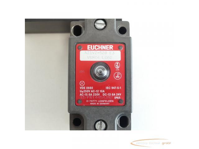 Euchner NZ1VZ-528 E3 / VSM04 L060 + VSE 04 9W 24V - 4