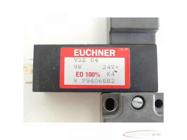 Euchner NZ1VZ-528 E3 / VSM04 L060 + VSE 04 9W 24V - 5