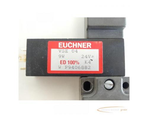 Euchner NZ1VZ-528 E3 / VSM04 L060 + VSE 04 9W 24V - Bild 5