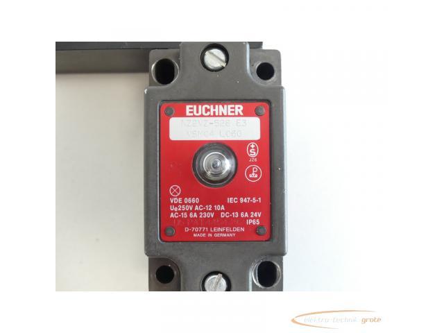 Euchner NZ2VZ-528 E3 / VSM04 L060 + VSE 04 9W 24V - 5