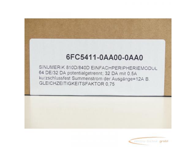 Siemens 6FC5411-0AA00-0AA0 SN:ST-MN2057268 - mit 24 Monaten Gewährleistung! - - 3