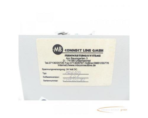 MB CONNECT LINE GmbH MDH 204 Fernwartungssystem - Bild 3