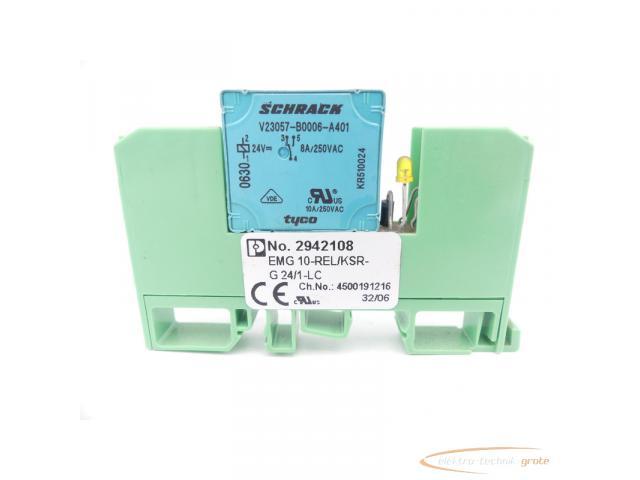 Phoenix Contact EMG 10-REL/KSR-G 24/1-LC Relaismodul - 1