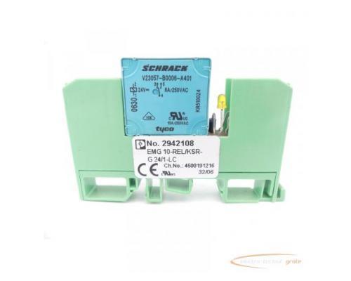Phoenix Contact EMG 10-REL/KSR-G 24/1-LC Relaismodul - Bild 1