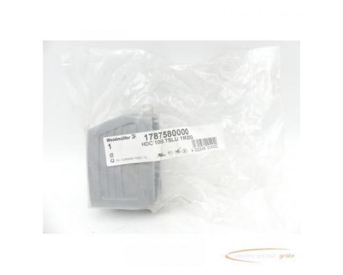 Weidmüller HDC 10B TSLU 1M25G Stecker-Gehäuse > ungebraucht! - Bild 1