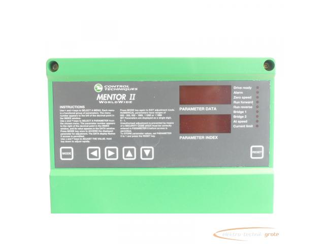 Control Techniques M75RGB14 Mentor II SN:33291607002 - 3