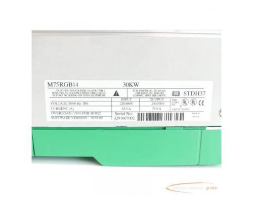 Control Techniques M75RGB14 Mentor II SN:33291607002 - Bild 4