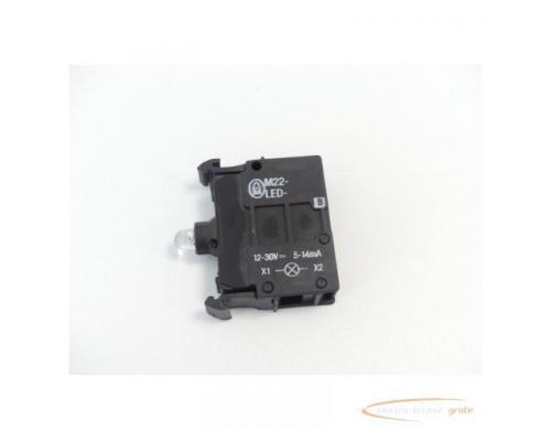 Klöckner Moeller M22-LED-B Leuchtelement blau - ungebraucht! - - Bild 2