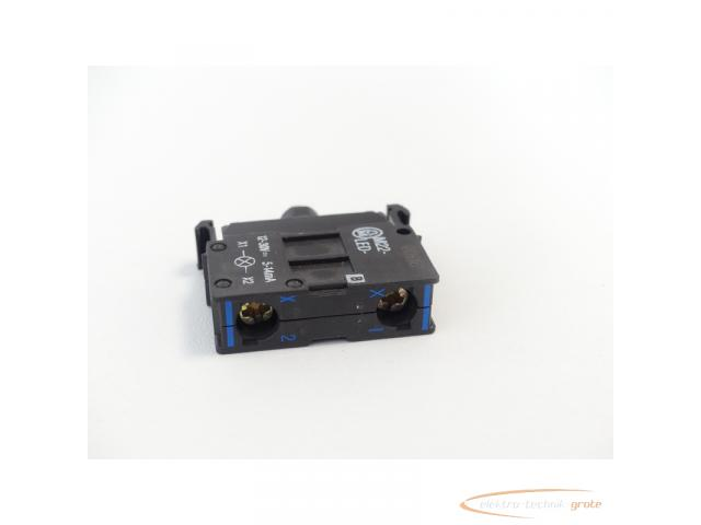 Klöckner Moeller M22-LED-B Leuchtelement blau - ungebraucht! - - 3