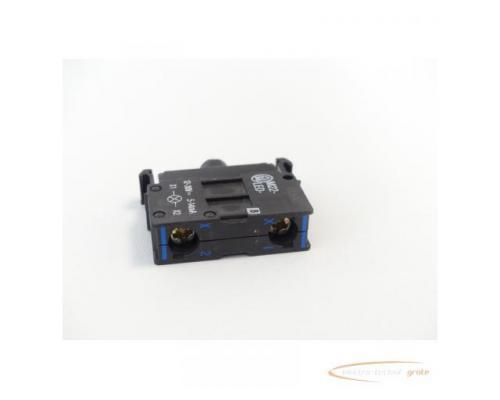 Klöckner Moeller M22-LED-B Leuchtelement blau - ungebraucht! - - Bild 3