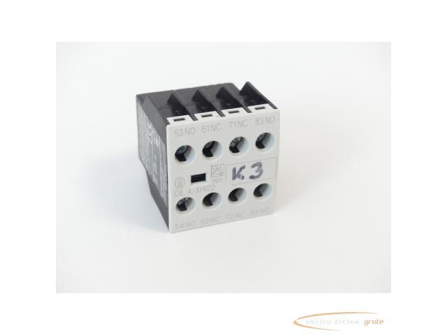 Klöckner Moeller DIL A-XHI22 Hilfsschalter - 1