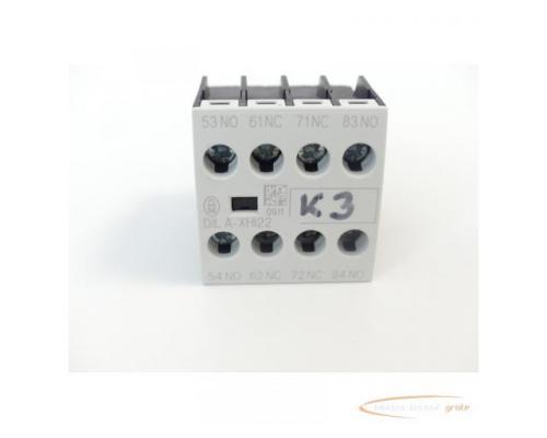 Klöckner Moeller DIL A-XHI22 Hilfsschalter - Bild 2