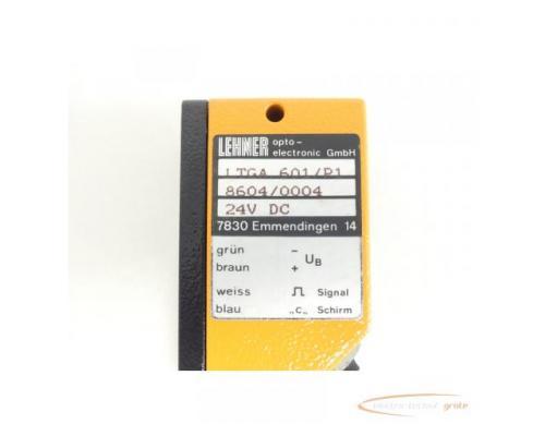 Lehner opto-electronic LTGA 601/P1 SN:8604/0004 - ungebraucht! - - Bild 4