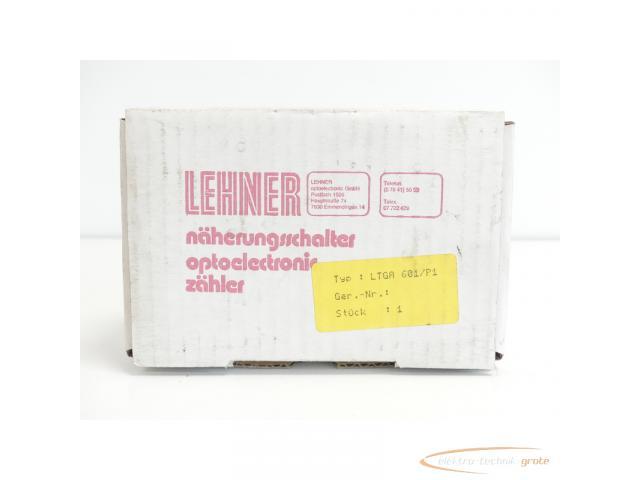 Lehner opto-electronic LTGA 601/P1 SN:8604/0004 - ungebraucht! - - 5