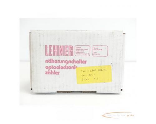 Lehner opto-electronic LTGA 601/P1 SN:8604/0004 - ungebraucht! - - Bild 5