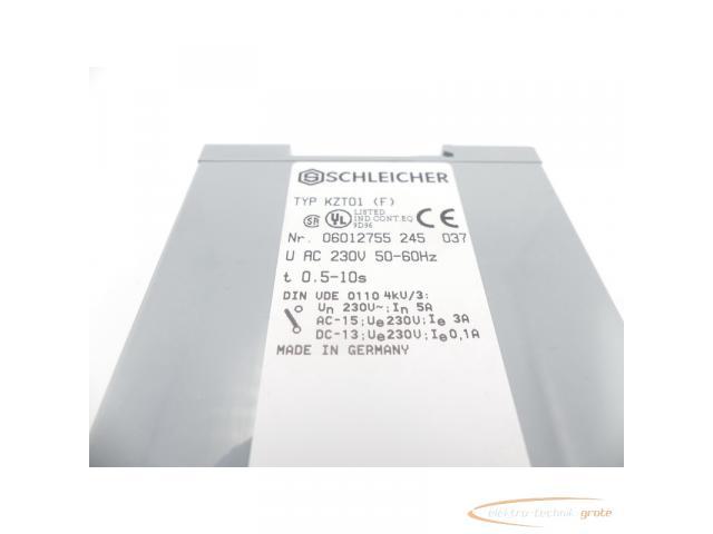 Schleicher KZT01 (F) Zeitrelais - 5