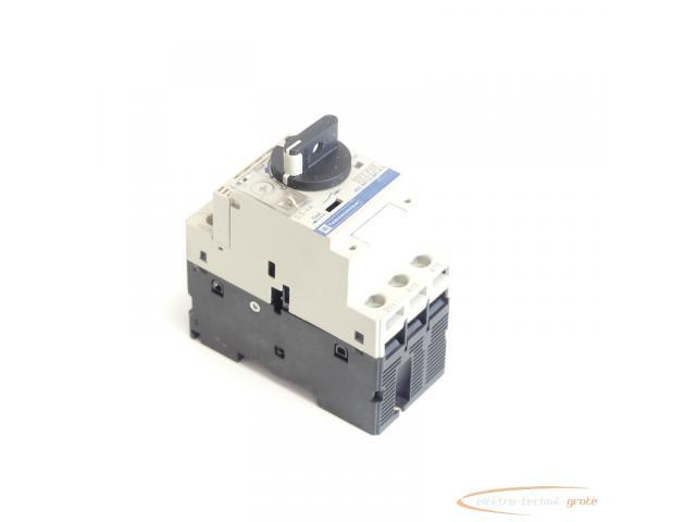 Telemecanique GV2-P08 Motorschutzschalter 2,5 - 4 A max. - 1