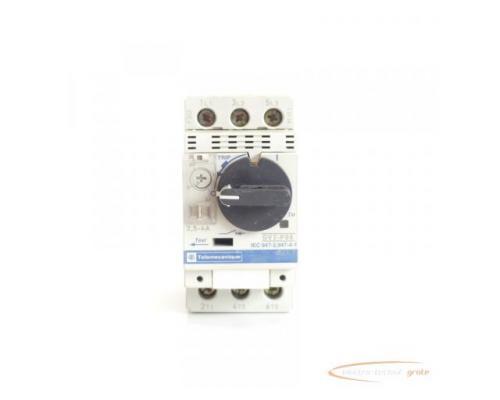 Telemecanique GV2-P08 Motorschutzschalter 2,5 - 4 A max. - Bild 4